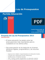 Proyecto de Ley de Presupuestos 2013.pdf