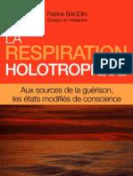 La Respiration Holotropique (Psychologie Transpersonnelle.stanislav Grof.medecine.meditation.zen)
