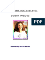 Doriana Tamburini Mapnumerologico