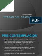 Etapas Del Cambio