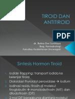 Farmakoterapi Kelainan Tiroid_2011