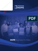HOPE Business In A Box Brochure