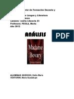 Analisis Madame Bovary 2