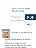 Renewable energy brownbag 2311 Presentation
