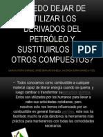 PETROLEO→QUIMICA