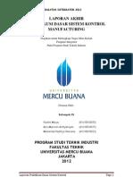 Laporan Praktikum Pengatur Integrator-Teknik Industri rudini Mulya,Dkk 2012