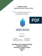 Laporan Makalah Saklar OTOMATIS Kendali Suara-Rudini Mulya,dkk 2012doc.