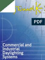 Sky Tunnel Tubular Skylights for Commercial Applications Brochure