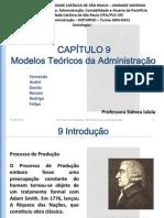 Trab-SOCI-003 - Sociologia - Modelos Teóricos - Rev 02