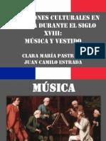 LA MÚSICA EN FRANCIA EN EL SIGLO XVIII