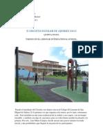 x Circuito Escolar de Ajedrez 2013-El Limonar International School. San Miguel de Salinas.