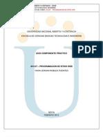 Guia Componente Practico Programacion de Sitios Web