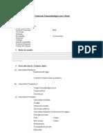 Evaluación Fonoaudiológica para Afasia_TEST BOSTON