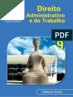 Direito Administrativo e Do Trabalho