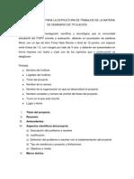 Guía para Trabajos de Investigación - Seminario de Titulación