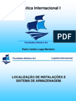 Logistica Internacional - Armagenagem