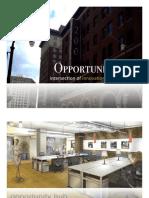 Opportunity Hub | 200 Peachtree | Atlanta, GA