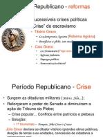 Antiguidade_Roma - parte II - República e Expansão.pptx