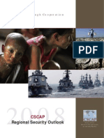 CSCAP Regional Security Outlook (CRSO) 2008