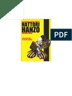 Hattori Hanzo - The Free eBook by Antony Cummins