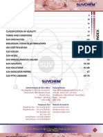 Suvchem Price List 2012-2013-Inr (1)