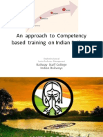 COMPETENCY  BASED  TRAINING   FOR   INDIAN RAILWAYS   FOR  ANTC  CONFERENCE  2012.pptx