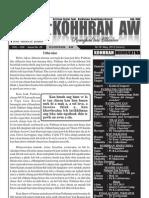 Kohhran Aw 2013.05.18