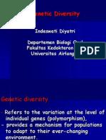 II-modul 3_diversitas Genetika_16 Maret 2011