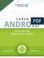 Curso ANDROID - Desarrollo de Aplicaciones Moviles