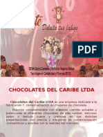Diapositivas Chocolates II