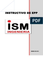 Instructivo de Epp