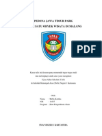 Pesona Jawa Timur Park