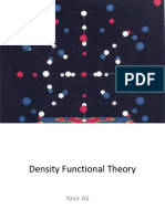 Density Functional Theory by Yasir Ali