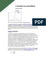 52184830 Funcion de Densidad de Probabilidad