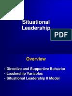 Situational Leadership