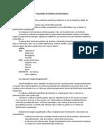 Evaluarea in Terapia Ocupationala (1)