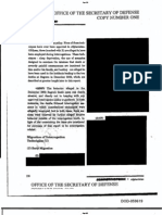 Unredacted Pages of Torture Report - ACLU