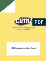 1 LAN Installation Handbook