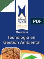 120 Tecnologia en Gestion Ambiental Monteria