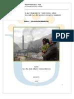 MODULO Sociologia Ambiental FINAL