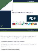 Mercado Profissionais Ti Brasil