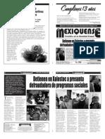 Versión impresa del periódico El mexiquense 24 mayo 2013