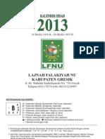Kalender 2013 Lfnu Gresik Full Release