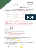 Examen 04 Electricidad 3eso Solucion