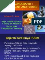 USG-Past, Present, Future ISUOG Medan2012