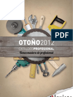 Catálogo profesionales 2012. www.masferreteria.com