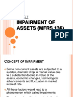 Topic 7 Impairment of Assets A122 1