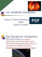 terrestrial ionosphere - part 2/2
