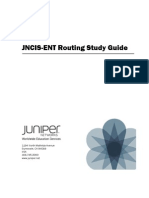 Jncis Ent Routing 2012-12-20
