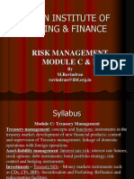 Caiib Risk Manage Mod CD
